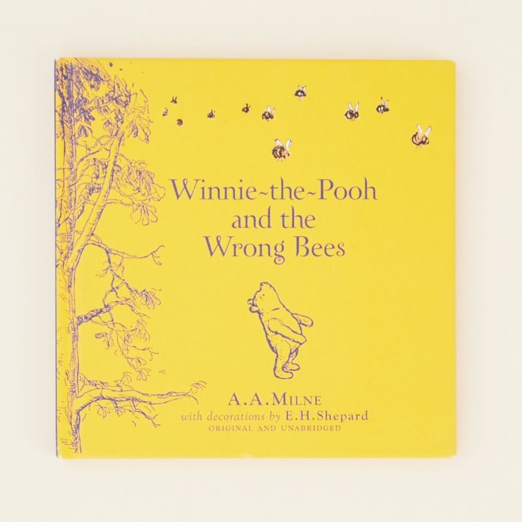 Winnie-the-Pooh and the Wrong Bees