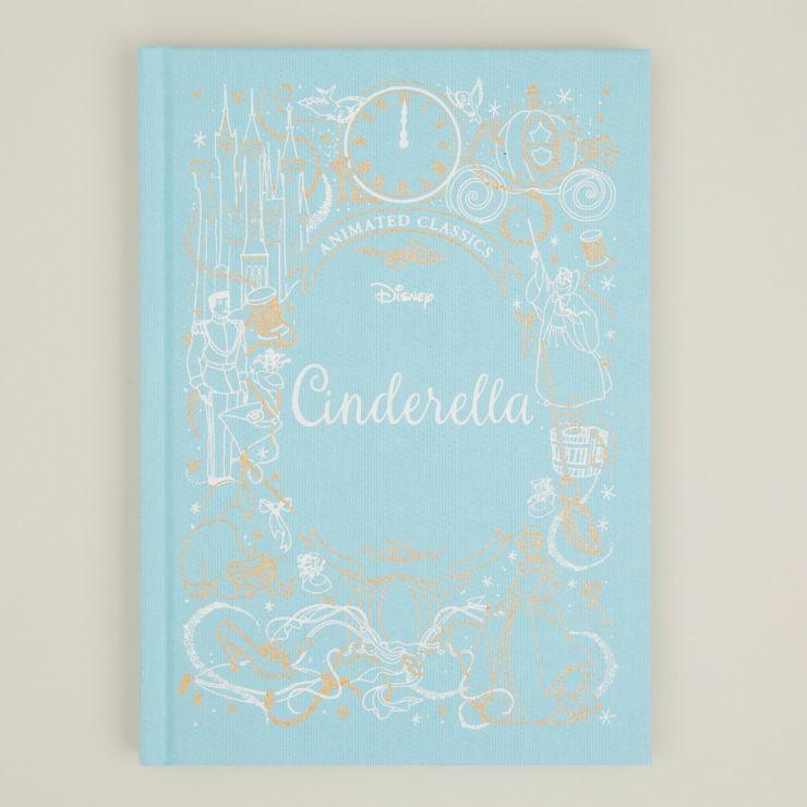 Disney Animated Classics Cinderella Book