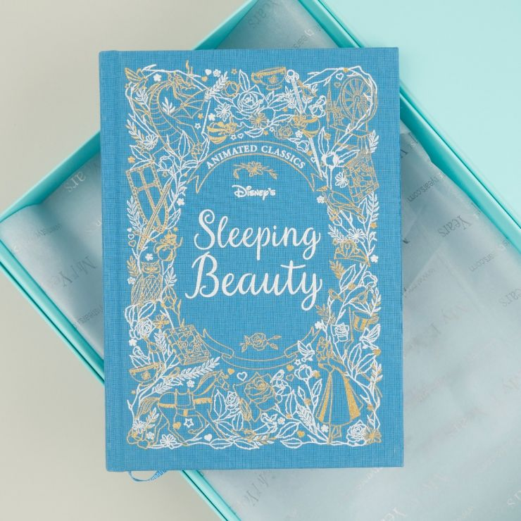 Disney Animated Classics Sleeping Beauty Book