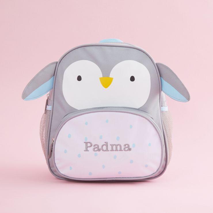 Personalized Penguin Infant Backpack