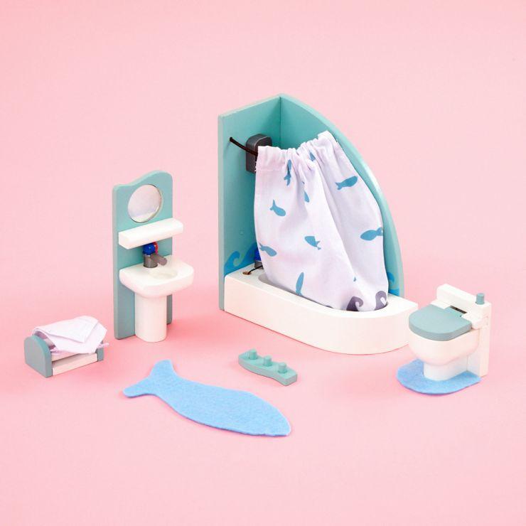 Le Toy Van Sugar Plum Bathroom Set