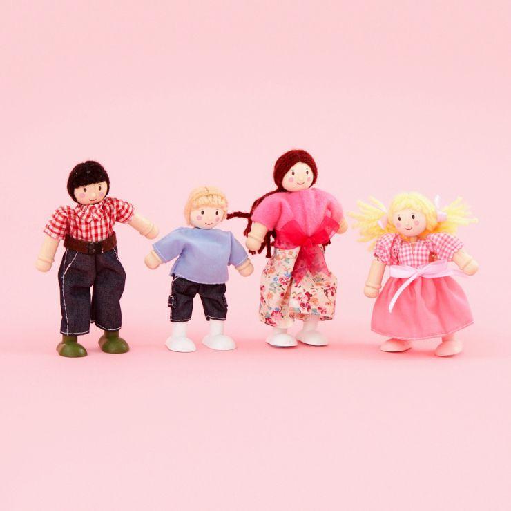 Le Toy Van My Doll Family Set