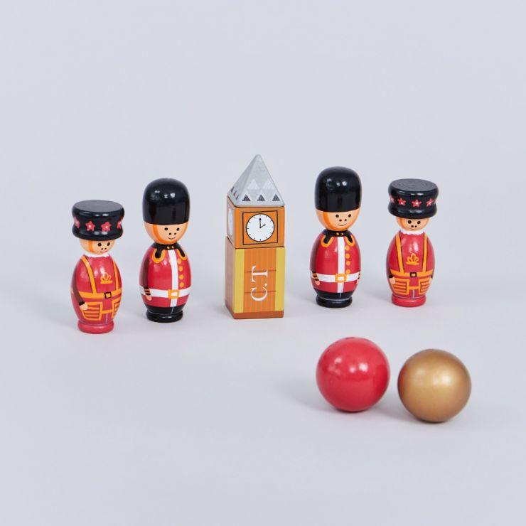 Personalised Orange Tree Toys London Skittles Set