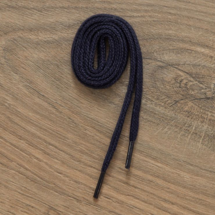 2 Pack of Navy Children's Shoe Laces