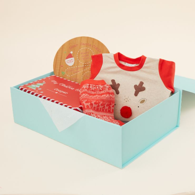Personalized Christmas Eve Gift Set