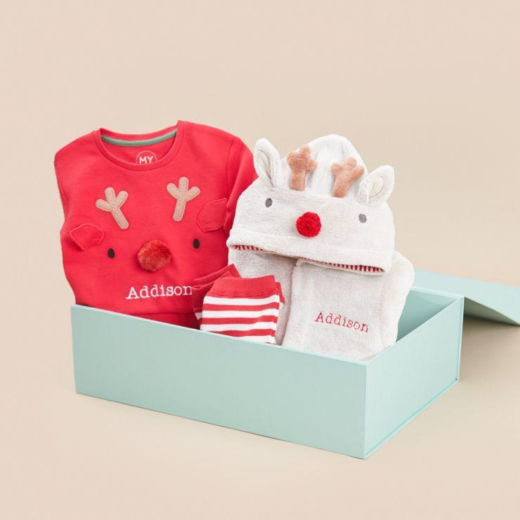 Personalised Reindeer Sweet Dreams Gift Set