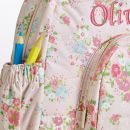 Personalised Ditsy Print Mini Backpack