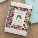 Personalised The Hungry Caterpillar Journey Into The World Book Boxed