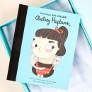 Personalised Little People, Big Dreams Audrey Hepburn Book