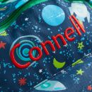 Personalised Space Print Mini Backpack Personalisation
