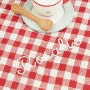 Personalised Little Red Riding Hood Picnic Basket