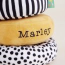 Personalised Puppy Plush Stacker Toy