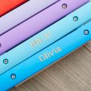 Personalised Colourful Xylophone Toy Personalisation