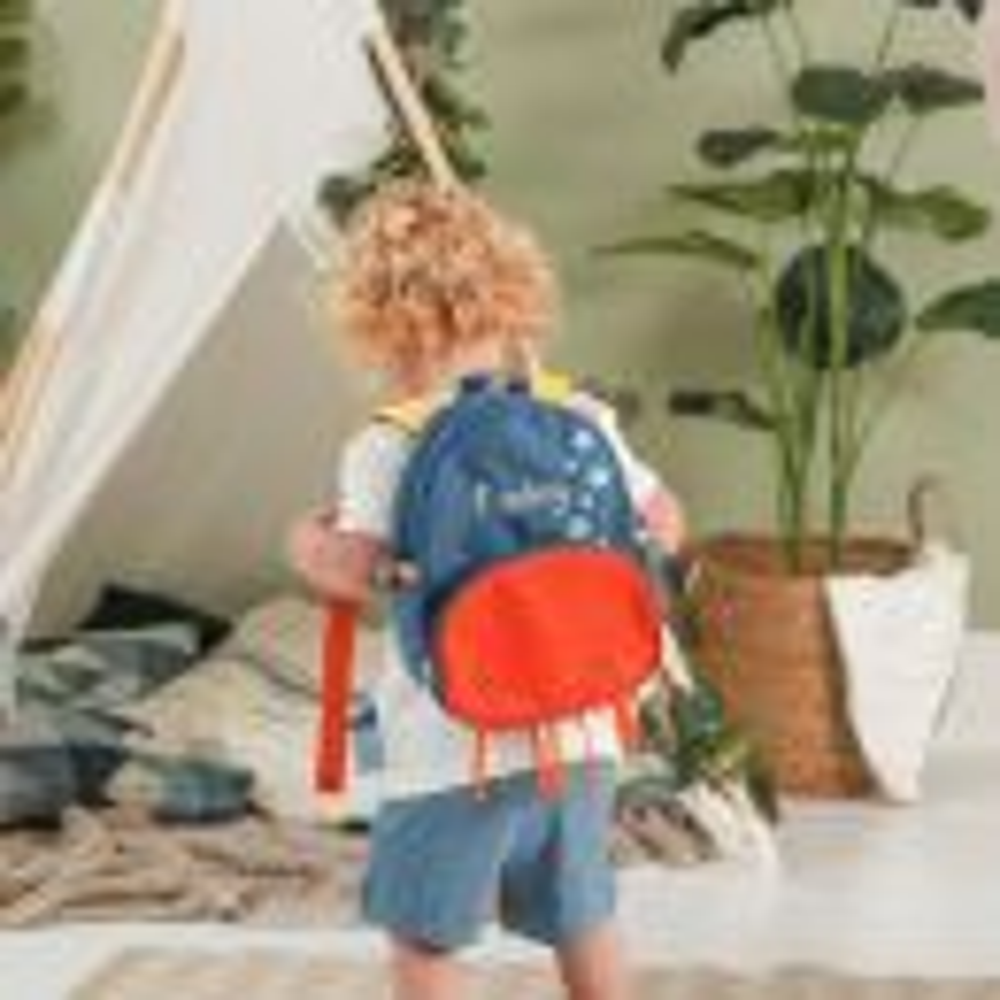 Personalised Jellyfish Mini Backpack
